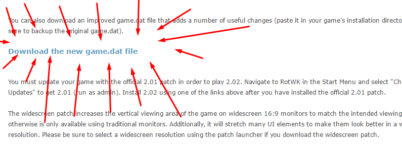 battle for middle earth 2 rise of the witch king v2.01 patch