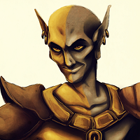 Avatar of Lord Vivec